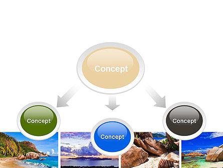 Seychelles PowerPoint Template, Slide 4, 10802, Nature & Environment — PoweredTemplate.com