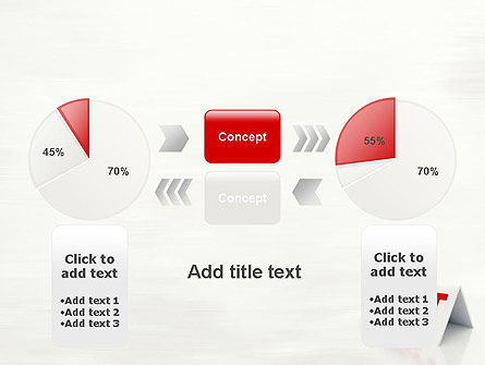 Sign Next PowerPoint Template Slide 11