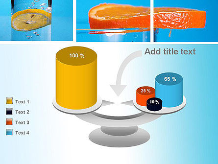 Lemon and Oranges Collage PowerPoint Template Slide 10