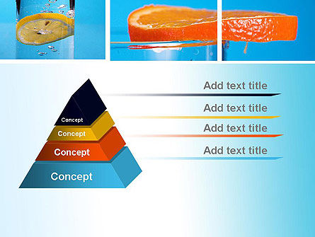 Lemon and Oranges Collage PowerPoint Template Slide 12