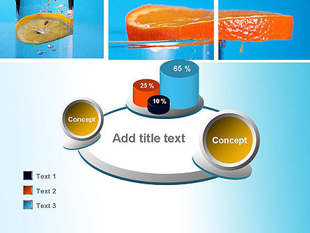 Lemon and Oranges Collage PowerPoint Template Slide 16
