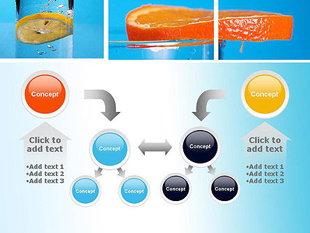 Lemon and Oranges Collage PowerPoint Template Slide 19