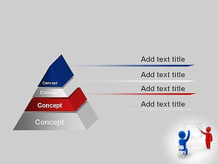 Teacher Question PowerPoint Template Slide 12