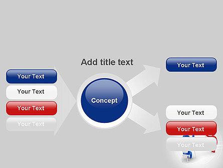 Teacher Question PowerPoint Template Slide 14