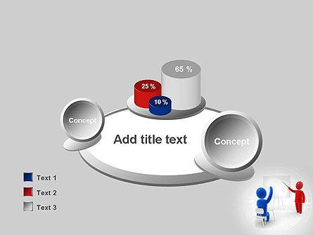 Teacher Question PowerPoint Template Slide 16