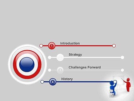 Teacher Question PowerPoint Template, Slide 3, 10808, Education & Training — PoweredTemplate.com