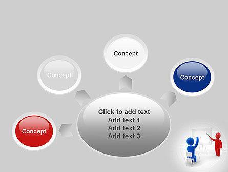 Teacher Question PowerPoint Template Slide 7