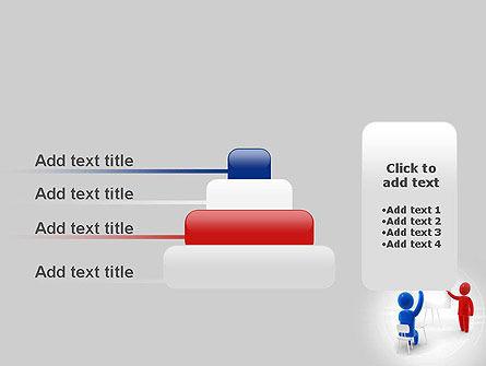 Teacher Question PowerPoint Template Slide 8