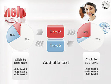 Virtual Receptionist PowerPoint Template Slide 11