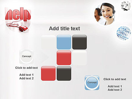 Virtual Receptionist PowerPoint Template Slide 16