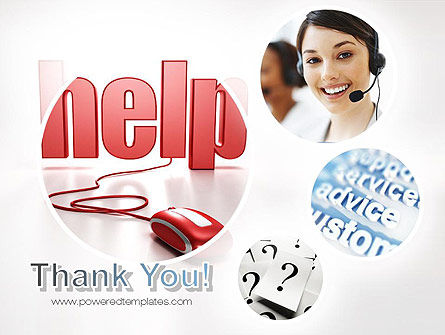 Virtual Receptionist PowerPoint Template Slide 20