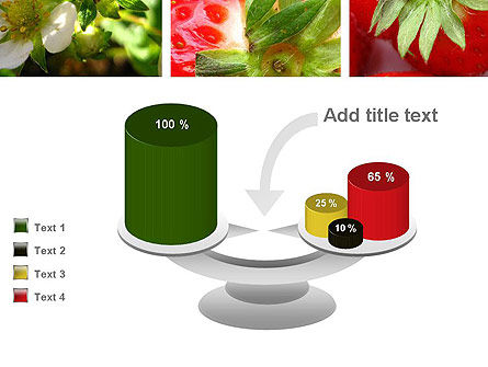 Strawberries Collage PowerPoint Template Slide 10