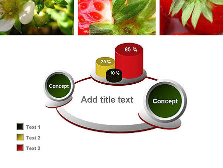 Strawberries Collage PowerPoint Template Slide 16