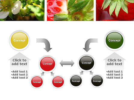 Strawberries Collage PowerPoint Template Slide 19