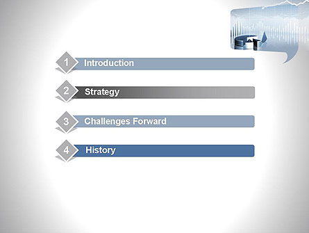 Business Chart PowerPoint Template Slide 3