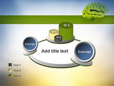 Cerebral Cortex PowerPoint Template#16