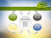 Cerebral Cortex PowerPoint Template#6