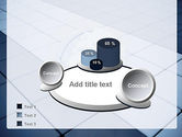 Glossy Transparent Globe PowerPoint Template#6