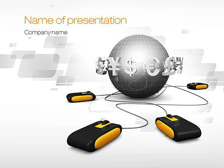 International Payments PowerPoint Template