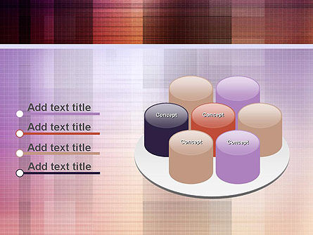 Abstract Squares PowerPoint Template Slide 12