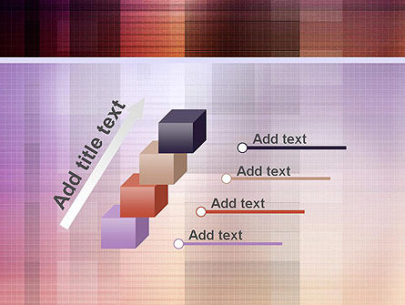 Abstract Squares PowerPoint Template Slide 14