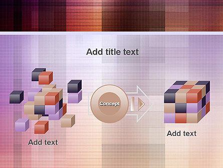 Abstract Squares PowerPoint Template Slide 17