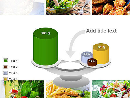 Recipes PowerPoint Template Slide 10
