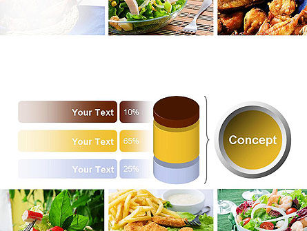 Recipes PowerPoint Template Slide 11