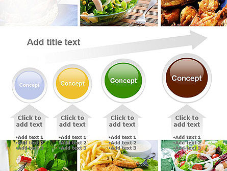 Recipes PowerPoint Template Slide 13