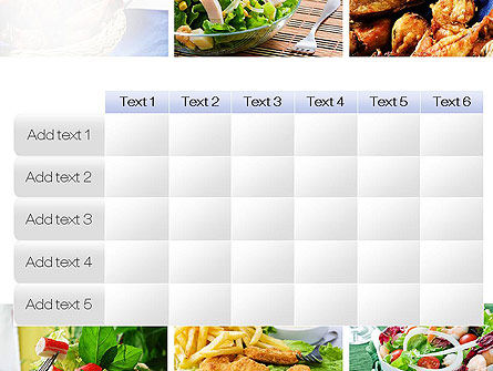 Recipes PowerPoint Template Slide 15