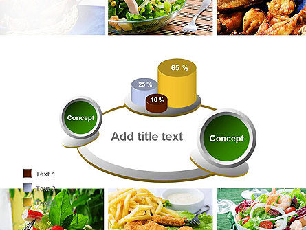 Recipes PowerPoint Template Slide 16
