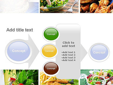 Recipes PowerPoint Template Slide 17