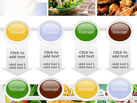 Recipes PowerPoint Template Slide 18