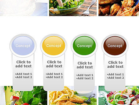 Recipes PowerPoint Template Slide 5