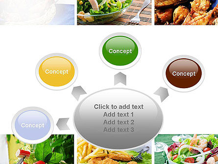 Recipes PowerPoint Template Slide 7