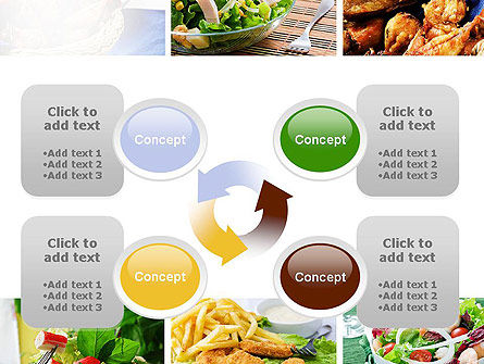 Recipes PowerPoint Template Slide 9