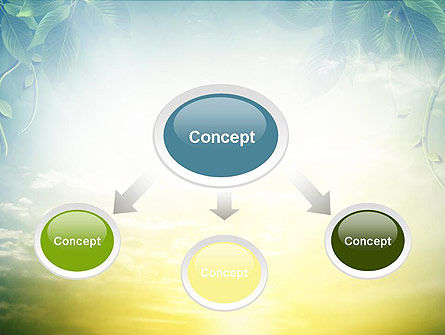 CO2 PowerPoint Template, Slide 4, 10827, Nature & Environment — PoweredTemplate.com