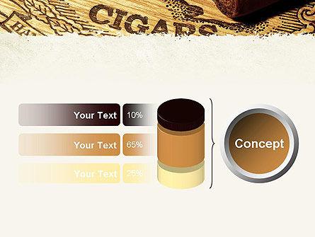 Cuban Cigars PowerPoint Template Slide 11