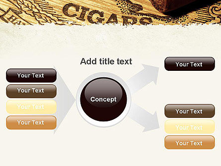 Cuban Cigars PowerPoint Template Slide 14