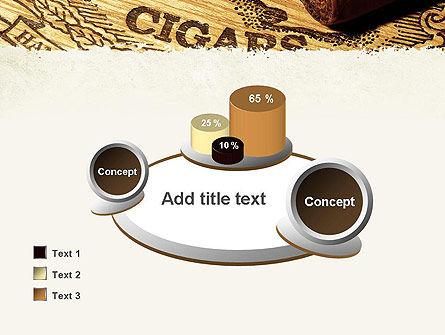 Cuban Cigars PowerPoint Template Slide 16