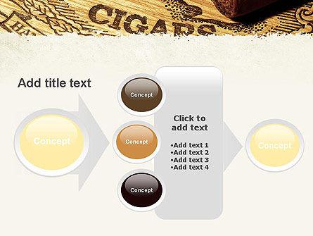 Cuban Cigars PowerPoint Template Slide 17
