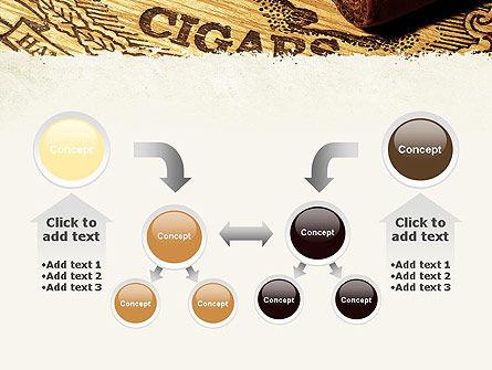 Cuban Cigars PowerPoint Template Slide 19