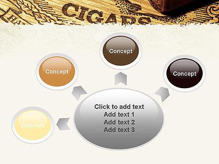 Cuban Cigars PowerPoint Template Slide 7