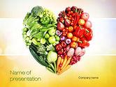 Food & Beverage: Eat Healthy PowerPoint Template #10831