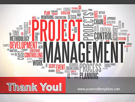 Ingredients of Project Management PowerPoint Template Slide 20