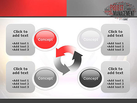 Ingredients of Project Management PowerPoint Template Slide 9