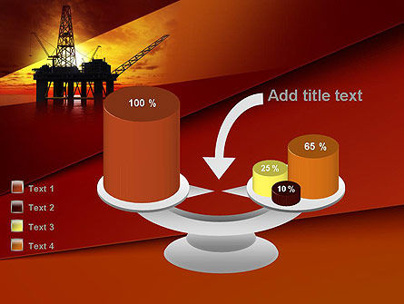 Oil Rig PowerPoint Template Slide 10