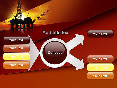 Oil Rig PowerPoint Template Slide 14