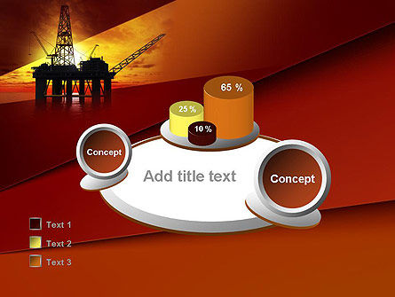 Oil Rig PowerPoint Template Slide 16