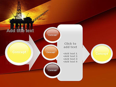 Oil Rig PowerPoint Template Slide 17